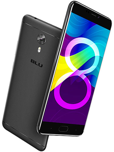 BLU Vivo 8 Pictures Official Photos