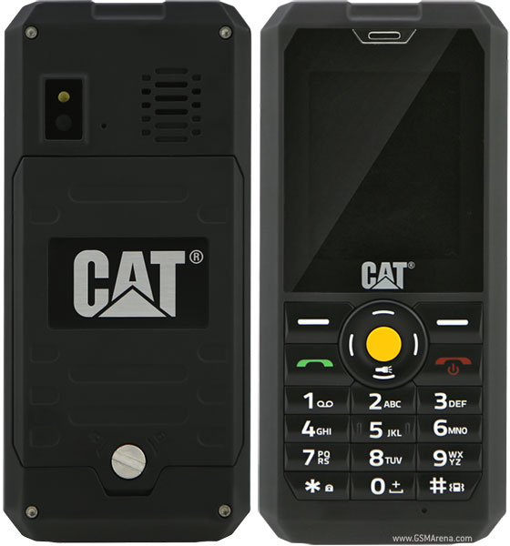 Cat B Phone Review