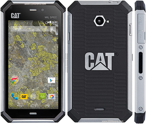 Cat S50 Pictures Official Photos