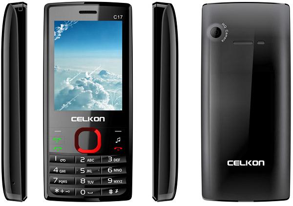 Celkon C17