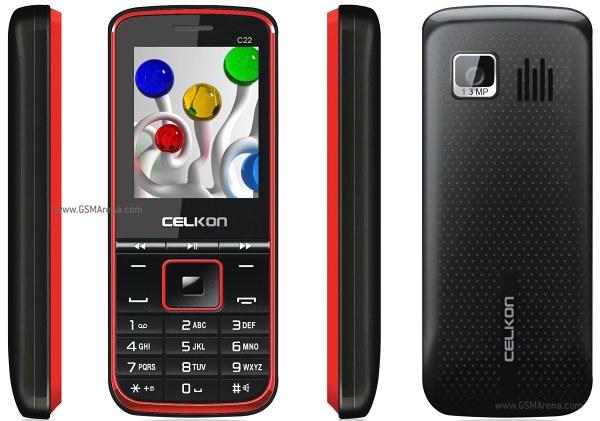 Celkon C22