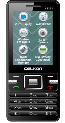 Celkon C3333