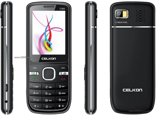 Celkon C369