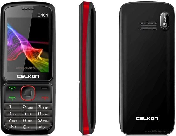 Celkon C404