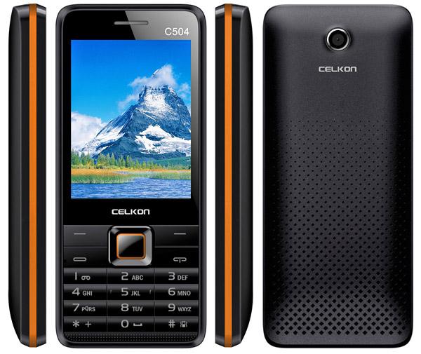 Celkon C504
