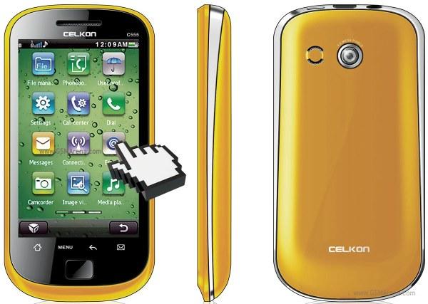 Celkon C555