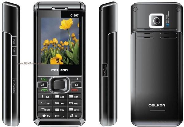 Celkon C867