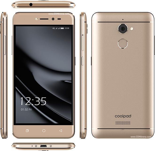 coolpad note 5 lite pictures official photos