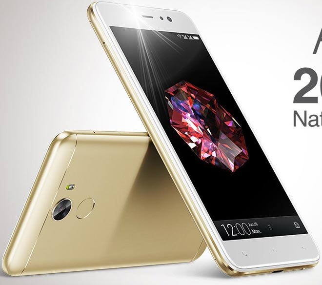 Gionee A1 Lite pictures, official photos
