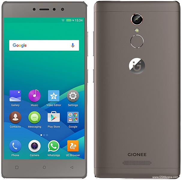 gionee s6s pictures official photos