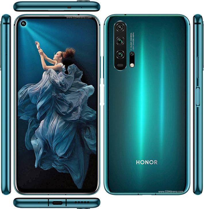 huawei honor 20 pro vs honor 20