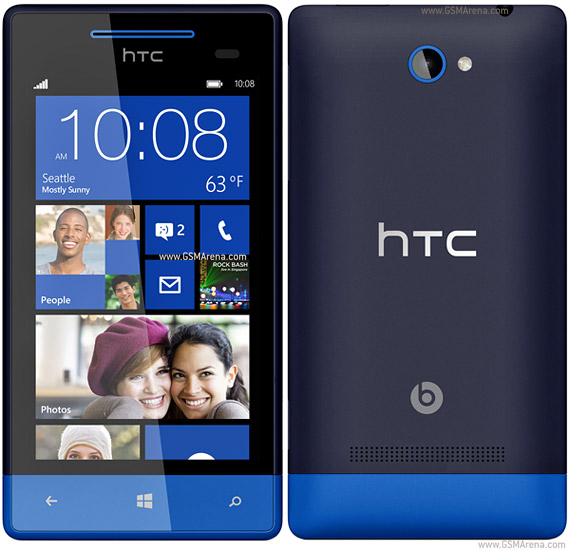 how to delete photos on htc phone