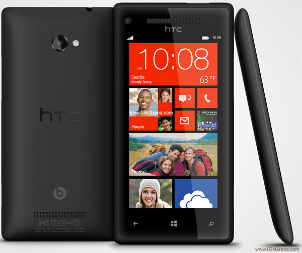 HTC Windows Phone 8X pictures, official photos