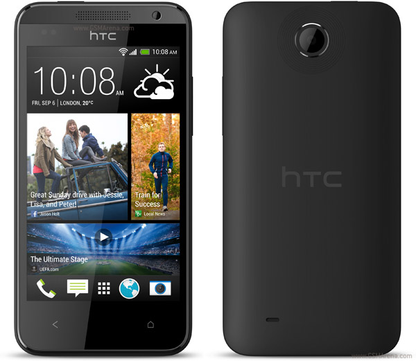 HTC Desire 300, The Information of The New HTC Android