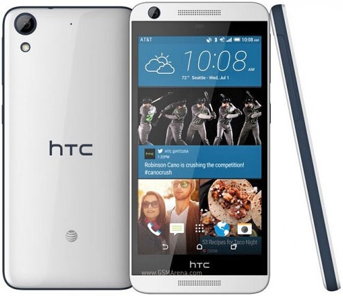 HTC Desire 626s - Full phone specifications