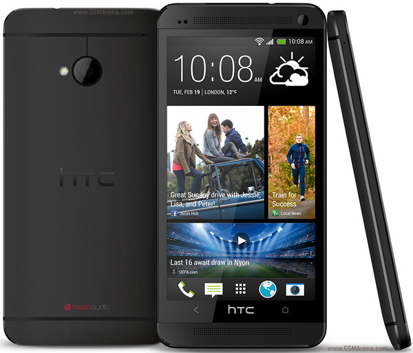 HTC One Pictures Official Photos