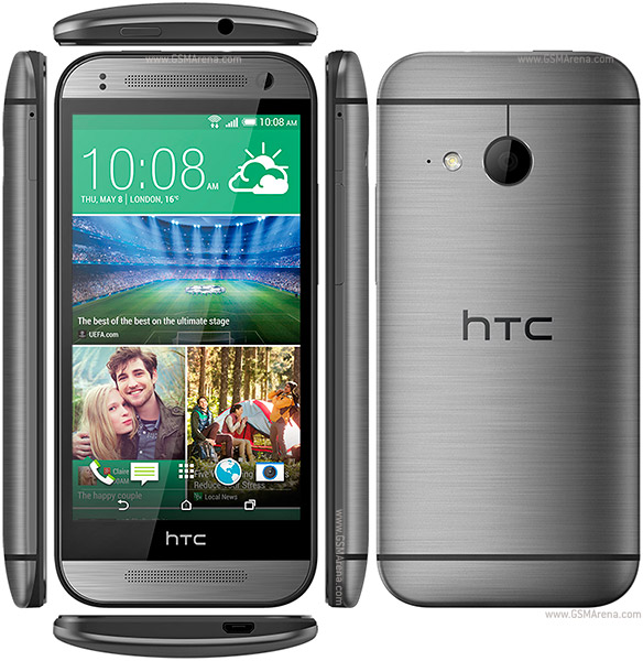 HTC One mini 2 pictures, official photos