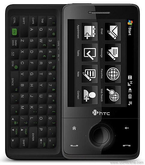 htc touch pro full phone specifications rh gsmarena com Sprint HTC Innovation Sprint HTC EVO Design 4G