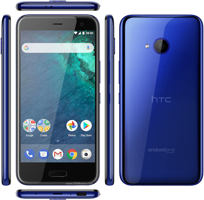 HTC U11 Life Pictures Official Photos