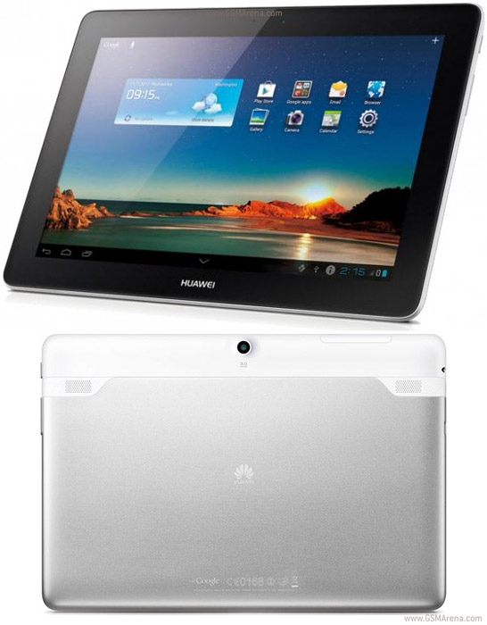 Huawei MediaPad 10 Link Pictures Official Photos
