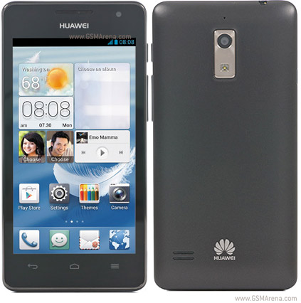 Huawei Ascend G526 pictures, official photos