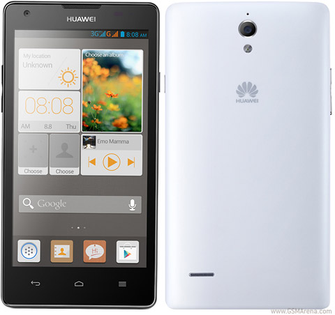 Huawei Ascend G700 Pictures Official Photos
