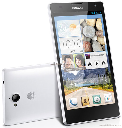 Huawei Ascend G740 Pictures Official Photos