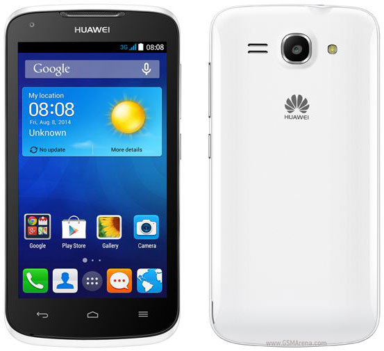 Huawei Ascend Y540 pictures, official photos