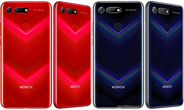 Honor View 20 pictures, official photos