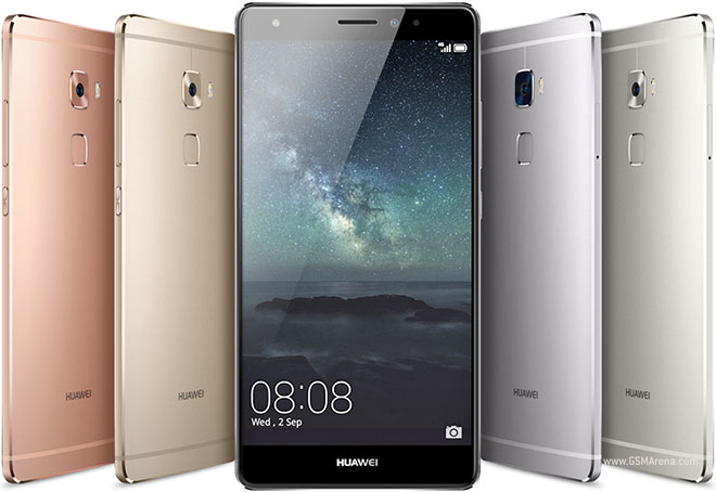 Huawei Mate S pictures, official photos