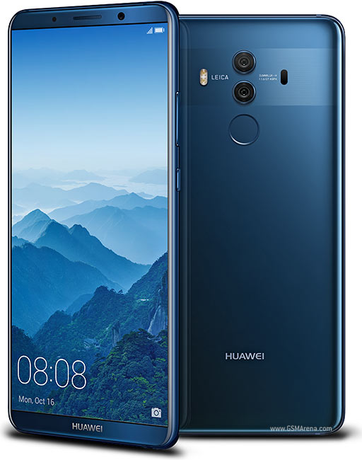 huawei mate 10 pro pictures official photos