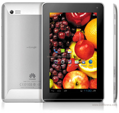 Huawei MediaPad 7 Lite Pictures Official Photos