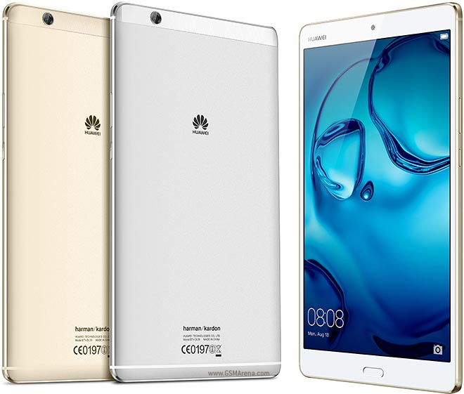 Huawei MediaPad M3 8.4 pictures, official photos