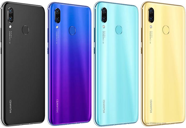 Výsledek obrázku pro Huawei Nova 3