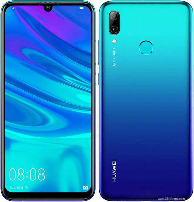 Mobile and Smartphones  Huawei  (Promo) Huawei P Smart 2019 Dual sim LTE Blue