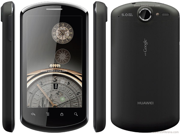 Huawei U8800 Pro Pictures Official Photos