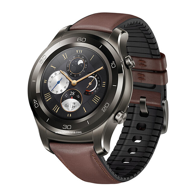Huawei Watch 2 Pro pictures, official photos