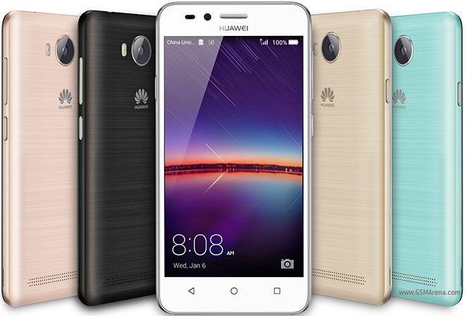 Huawei Y3ii Pictures  Official Photos