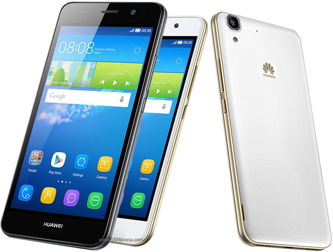 Huawei Y6 pictures, official photos
