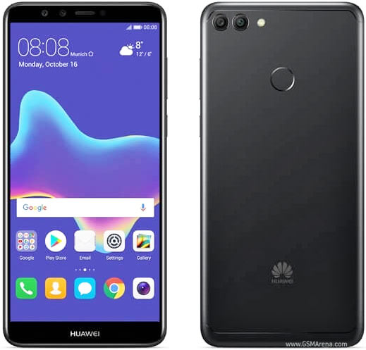 Huawei Y9 2018 Pictures Official Photos