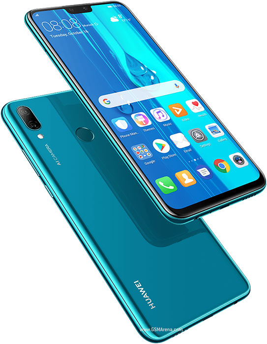Huawei Y9 2019 Pictures Official Photos