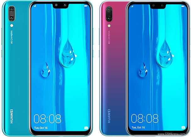 Huawei Y9 (2019) pictures, official photos