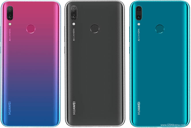 Image result for Huawei Y9 (2019)     pic