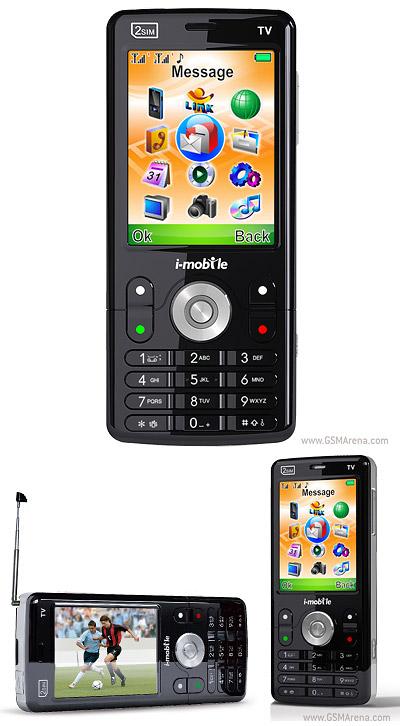 i-mobile TV 535