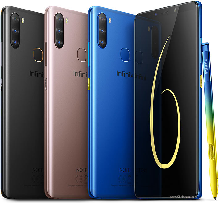Infinix Note 6 Full Specifications