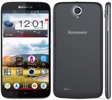 Lenovo A850 pictures, official photos