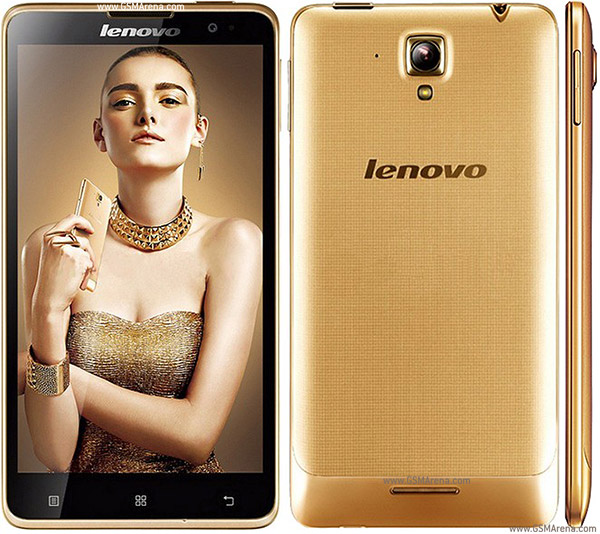 Lenovo Golden Warrior S8