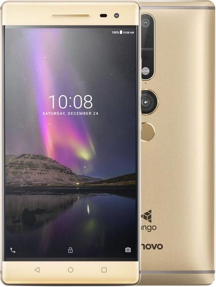 Lenovo Phab2 Pro Pictures Official Photos
