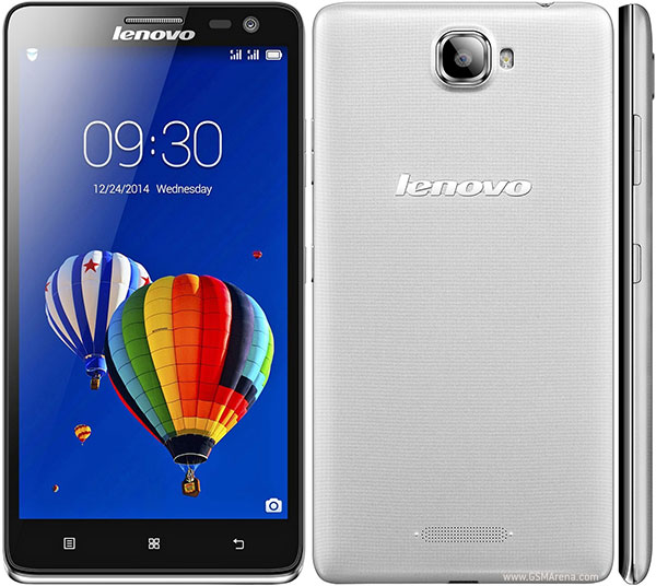 Lenovo S856 pictures, official photos Huawei P7 White