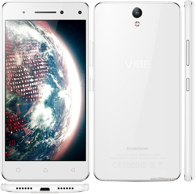 Lenovo Vibe S1 Pictures Official Photos